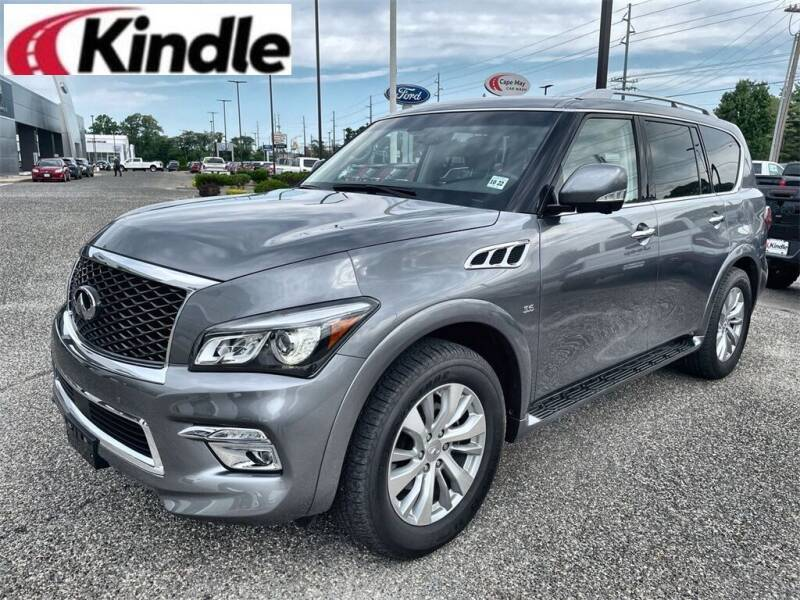 2017 Infiniti QX80 for sale in Cape May Court House, NJ