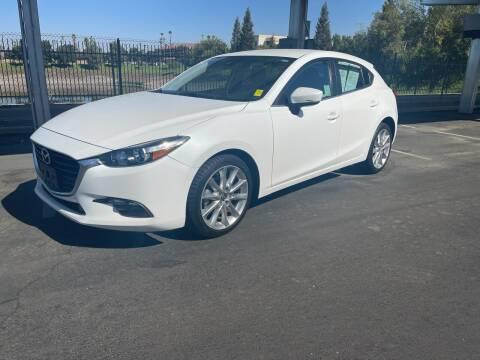 2017 Mazda MAZDA3 for sale at Autodealz of Fresno in Fresno CA