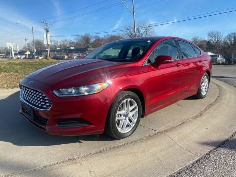 2013 Ford Fusion for sale at Xtreme Auto Mart LLC in Kansas City MO