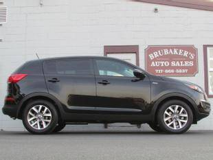 2015 Kia Sportage for sale at Brubakers Auto Sales in Myerstown PA