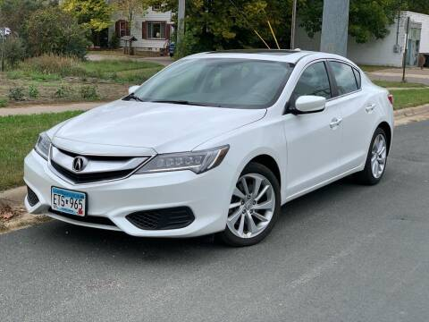 2017 Acura ILX for sale at ONG Auto in Farmington MN