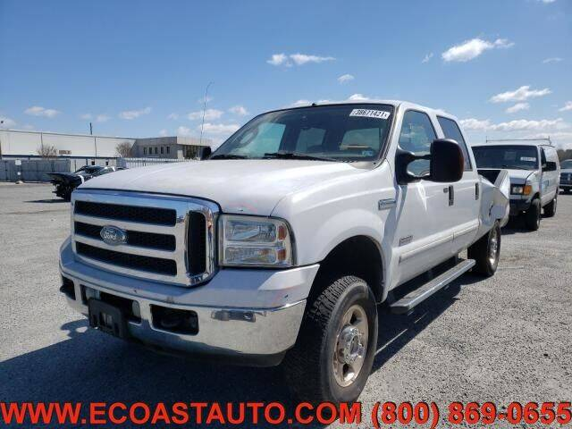 2005 Ford F-250 Super Duty for sale at East Coast Auto Source Inc. in Bedford VA