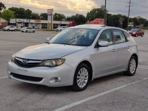 2011 Subaru Impreza for sale at Loco Motors in La Porte TX