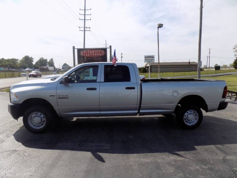 2013 RAM Ram Pickup 2500 for sale at MYLENBUSCH AUTO SOURCE in O'Fallon MO