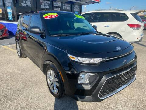 2020 Kia Soul for sale at Cow Boys Auto Sales LLC in Garland TX