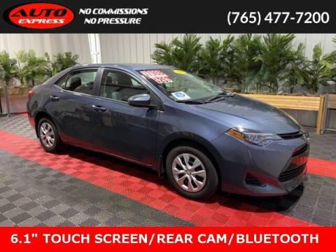 2018 Toyota Corolla for sale at Auto Express in Lafayette IN