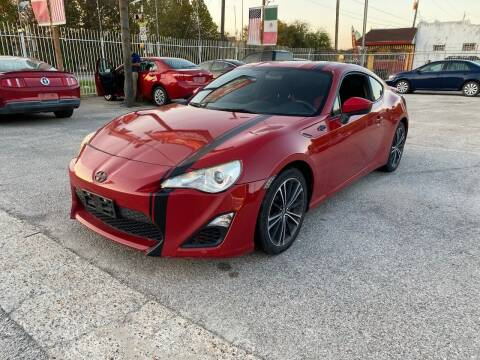 2013 Scion FR-S for sale at Saipan Auto Sales in Houston TX