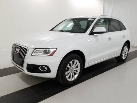 2015 Audi Q5 for sale at Beverly Farms Motors in Beverly MA