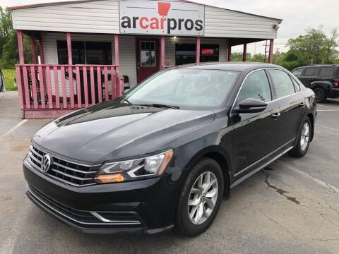 2017 Volkswagen Passat for sale at Arkansas Car Pros in Cabot AR
