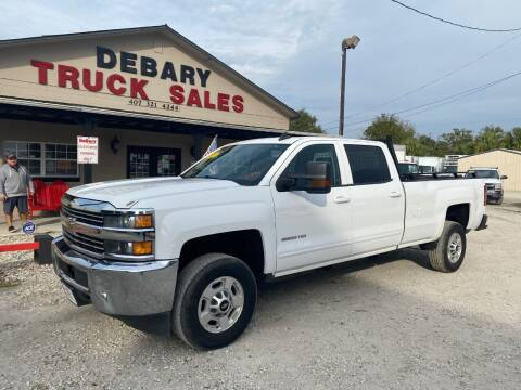 2015 Chevrolet Silverado 2500HD for sale at DEBARY TRUCK SALES in Sanford FL