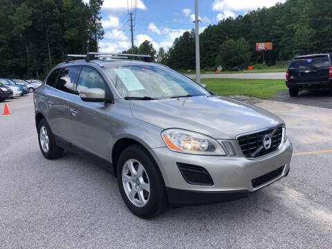 2011 Volvo XC60 for sale at Galaxy Auto Sale in Fuquay Varina NC