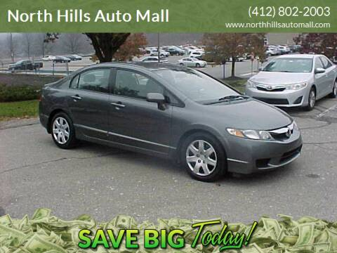 2009 Honda Civic for sale at North Hills Auto Mall in Pittsburgh PA