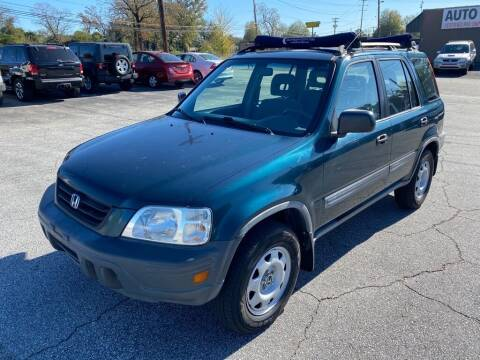 1997 Honda CR-V for sale at Brewster Used Cars in Anderson SC