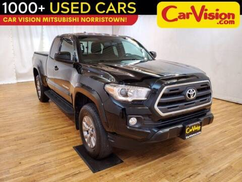 2017 Toyota Tacoma for sale at Car Vision Buying Center in Norristown PA