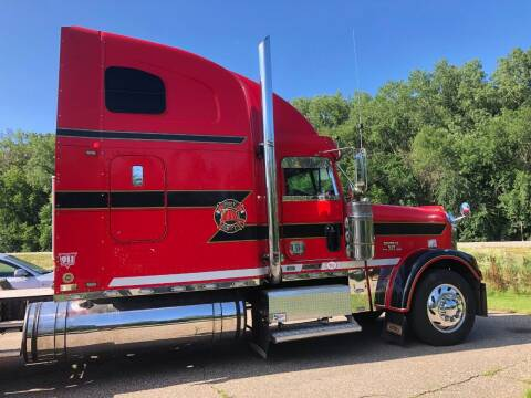 2004 Freightliner Classic XL for sale at Triple R Sales in Lake City MN