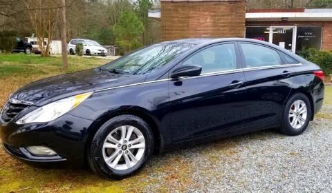 2013 Hyundai Sonata for sale at Progress Auto Sales in Durham NC