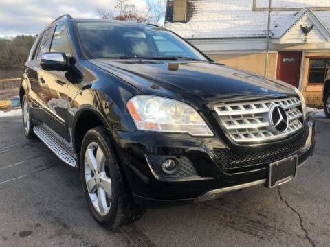 2009 Mercedes-Benz M-Class for sale at Dracut's Car Connection in Methuen MA