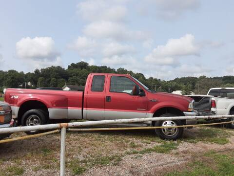 2003 Ford F-350 Super Duty for sale at Bates Auto & Truck Center in Zanesville OH