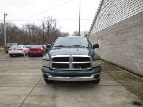 2003 Dodge Ram Pickup 1500 for sale at B & T Auto Sales & Repair in Columbus OH
