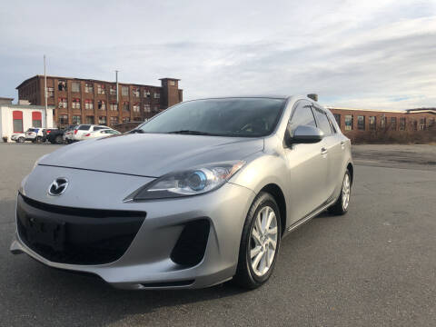 2012 Mazda MAZDA3 for sale at Taunton Tire and Auto Service in Taunton MA