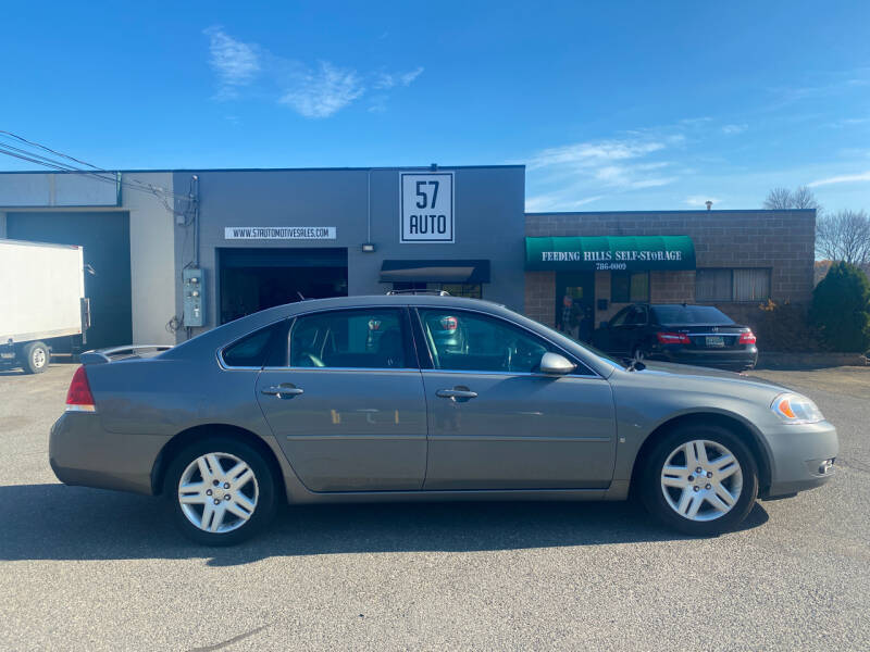 2007 Chevrolet Impala for sale at 57 AUTO in Feeding Hills MA