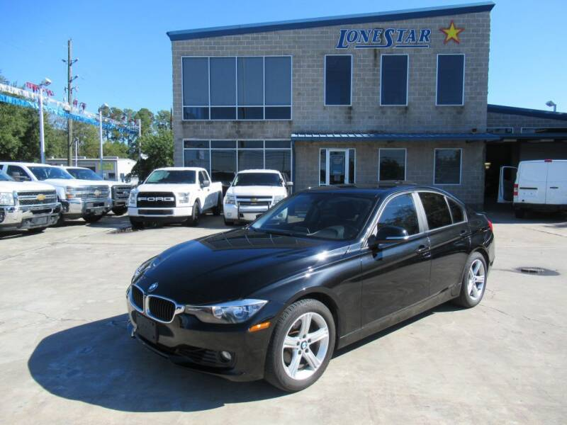 2014 BMW 3 Series for sale at Lone Star Auto Center in Spring TX