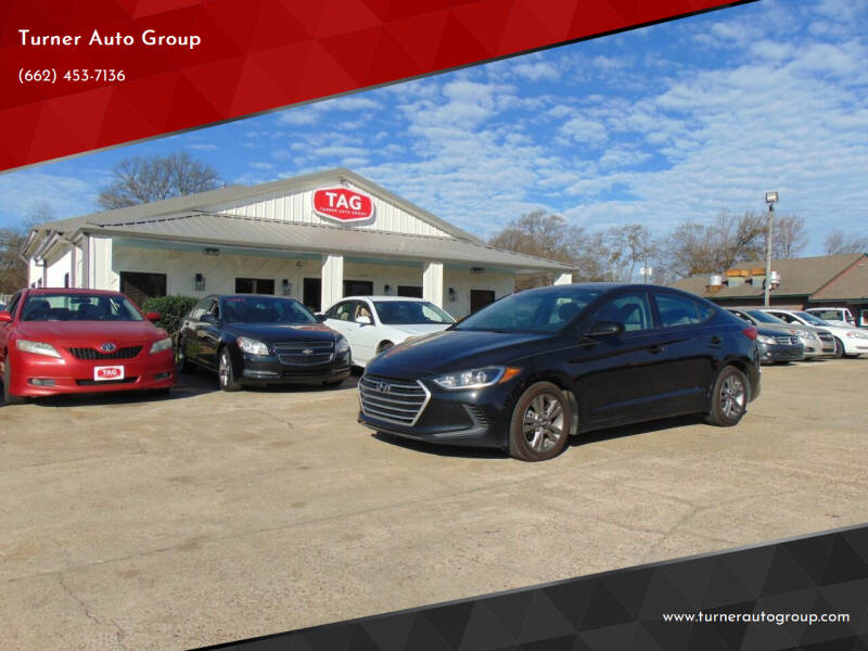 2017 Hyundai Elantra for sale at Turner Auto Group in Greenwood MS