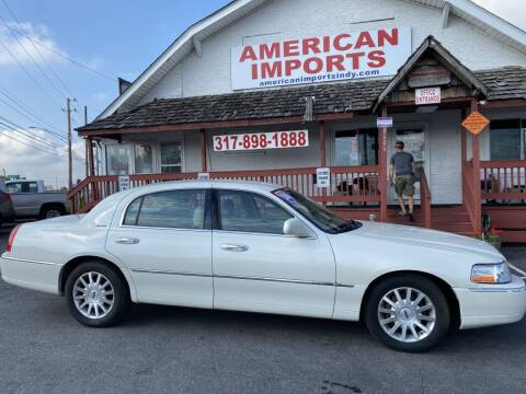2006 Lincoln Town Car for sale at American Imports INC in Indianapolis IN