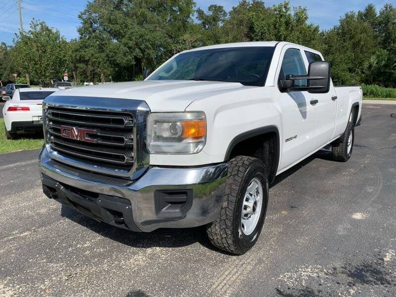 2015 GMC Sierra 2500HD for sale at Gator Truck Center of Ocala in Ocala FL
