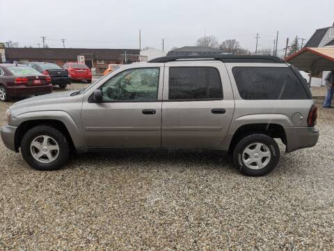 2006 Chevrolet TrailBlazer EXT for sale at MIKE'S CYCLE & AUTO - Mikes Cycle and Auto (Liberty) in Liberty IN