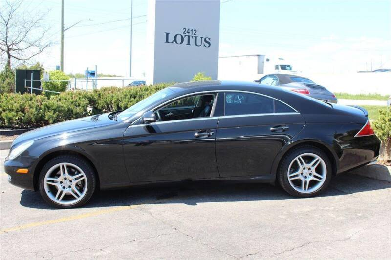 2008 Mercedes-Benz CLS-Class for sale at Peninsula Motor Vehicle Group in Oakville NY