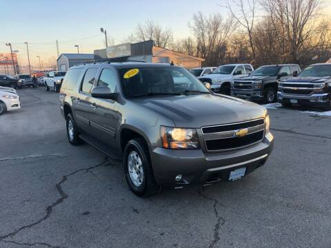 2012 Chevrolet Suburban for sale at LexTown Motors in Lexington KY