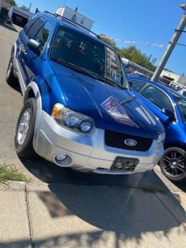 2007 Ford Escape for sale at Bob Luongo's Auto Sales in Fall River MA