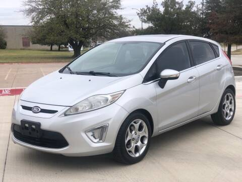 2011 Ford Fiesta for sale at Executive Auto Sales DFW in Arlington TX