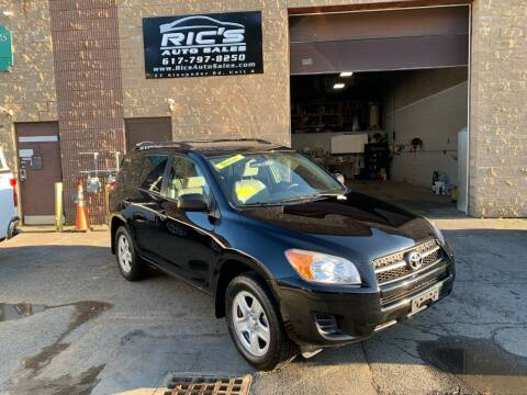 2012 Toyota RAV4 for sale at Ric's Auto Sales in Billerica MA