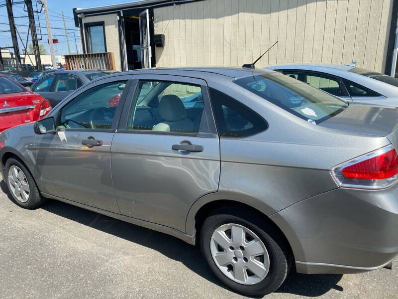 2008 Ford Focus for sale at Debo Bros Auto Sales in Philadelphia PA