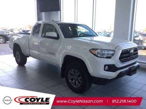 2018 Toyota Tacoma for sale at COYLE GM - COYLE NISSAN - Coyle Nissan in Clarksville IN