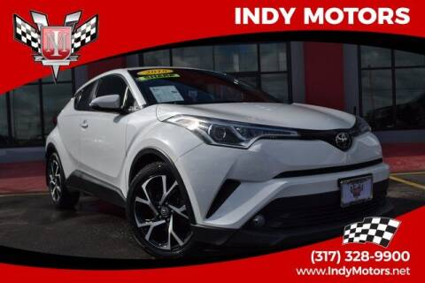 2018 Toyota C-HR for sale at Indy Motors Inc in Indianapolis IN
