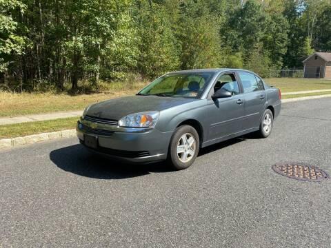 2005 Chevrolet Malibu for sale at Bricktown Motors in Brick NJ