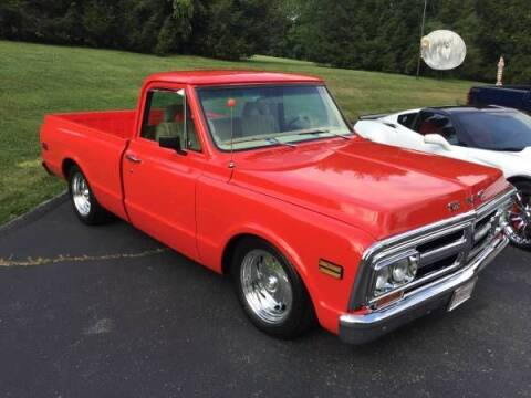 1969 GMC Sierra 1500HD Classic for sale at Classic Car Deals in Cadillac MI