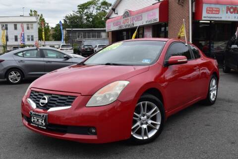 2008 Nissan Altima for sale at Foreign Auto Imports in Irvington NJ