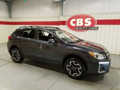 2017 Subaru Crosstrek for sale at CBS Quality Cars in Durham NC
