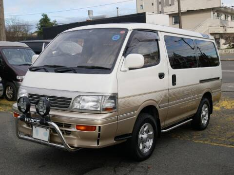 1994 Toyota Hiace for sale at JDM Car & Motorcycle LLC in Seattle WA