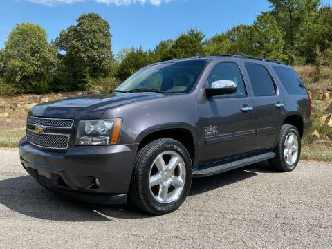 2011 Chevrolet Tahoe for sale at TINKER MOTOR COMPANY in Indianola OK