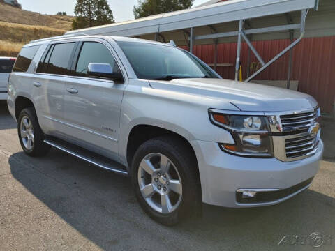 2018 Chevrolet Tahoe for sale at Guy Strohmeiers Auto Center in Lakeport CA