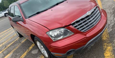 2005 Chrysler Pacifica for sale at Trocci's Auto Sales in West Pittsburg PA