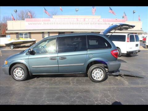 2006 Dodge Caravan for sale at Kents Custom Cars and Trucks in Collinsville OK