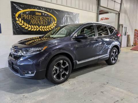 2018 Honda CR-V for sale at LIDTKE MOTORS in Beaver Dam WI