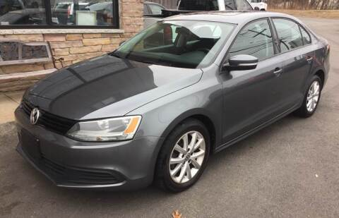 2012 Volkswagen Jetta for sale at 222 Newbury Motors in Peabody MA