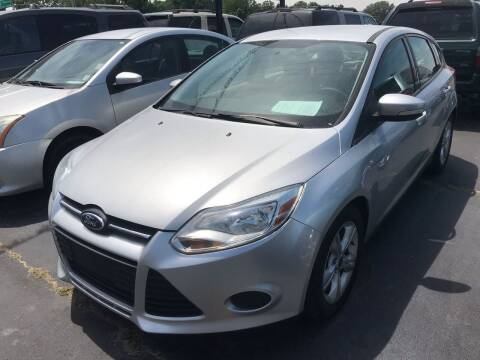 2013 Ford Focus for sale at Sartins Auto Sales in Dyersburg TN